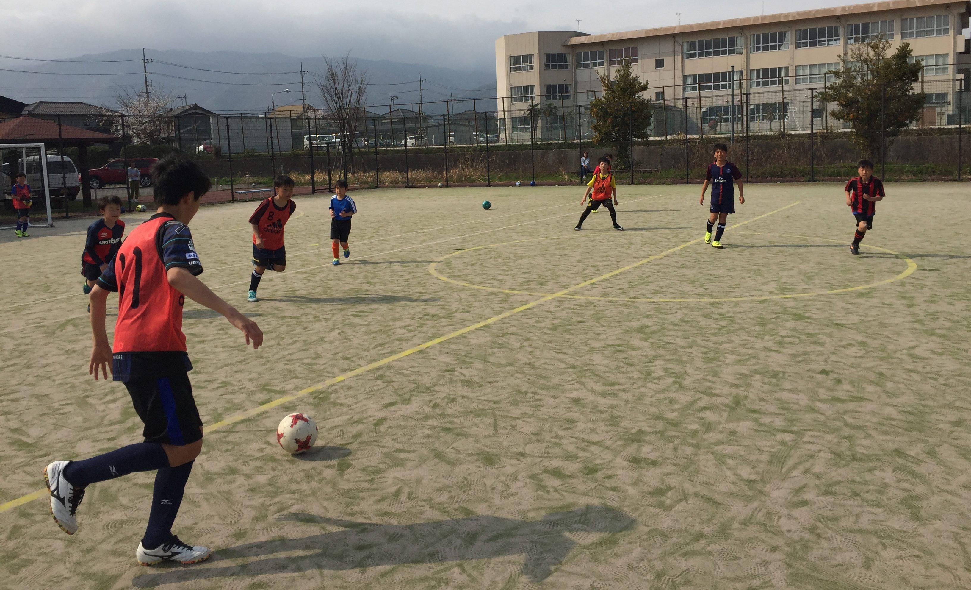 Football Academy サマースクール