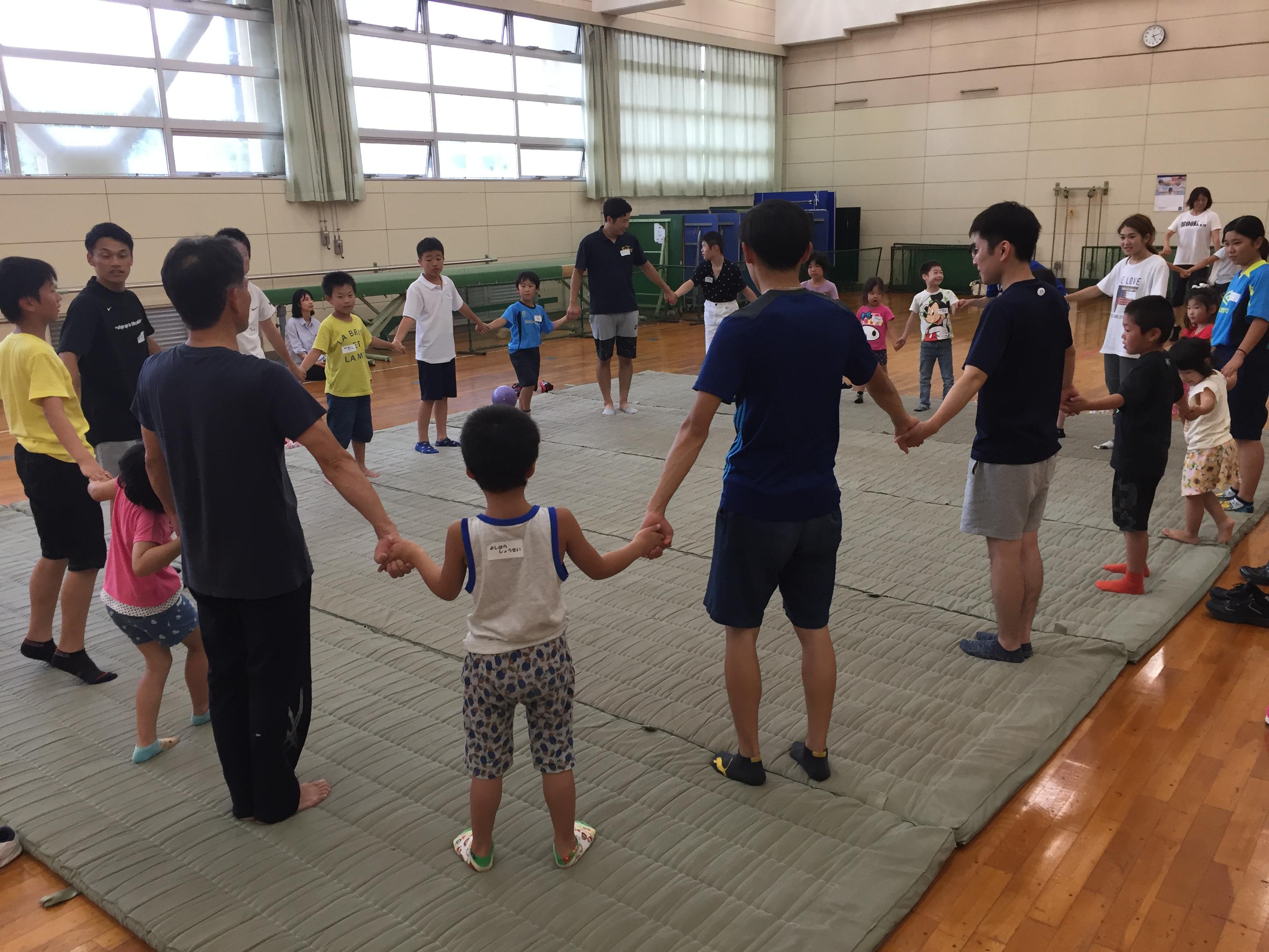 チャレンジスポーツ教室