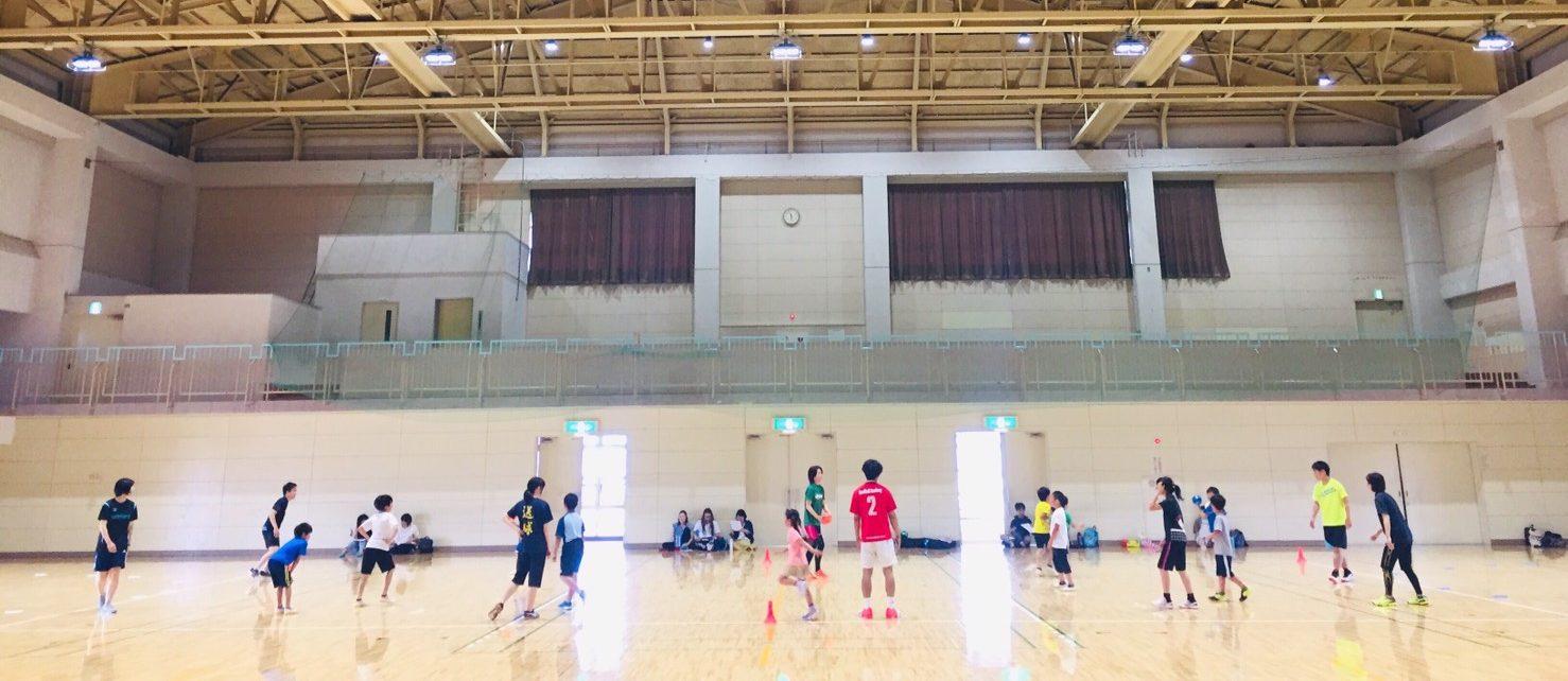 小学生・中学生 Handball Academy 無料体験会