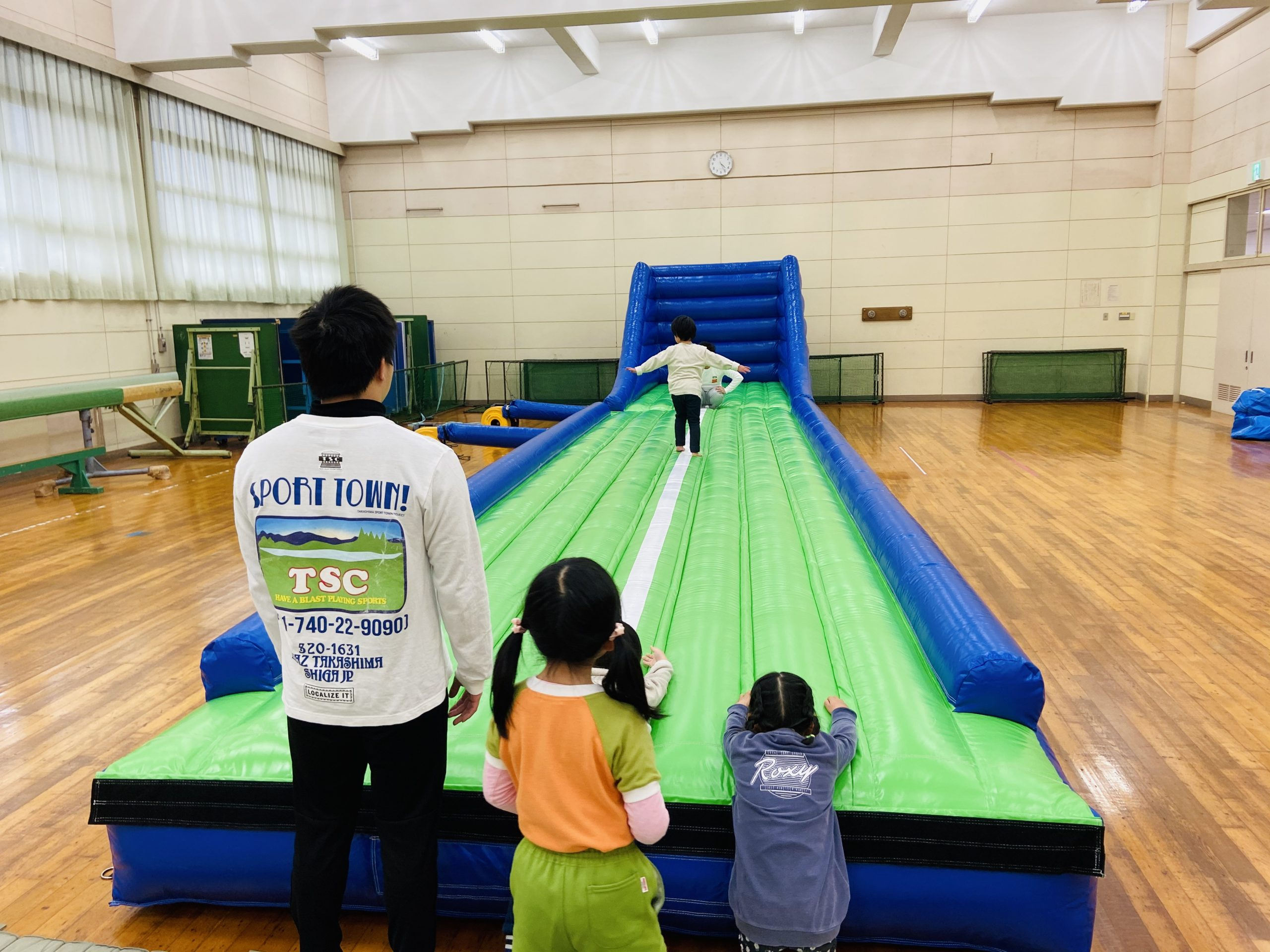 【体操教室・今津会場新規開講】無料体験会